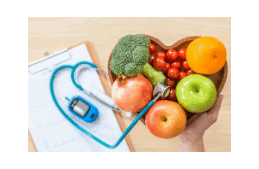 wpływ diety na serce
