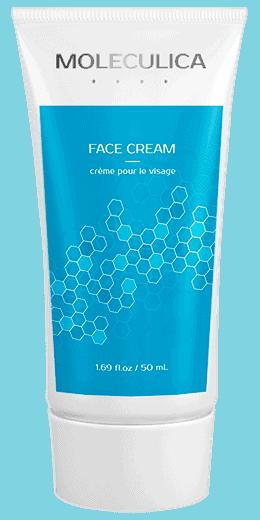 Moleculica kompleksowy produkt na skórę twarzy
