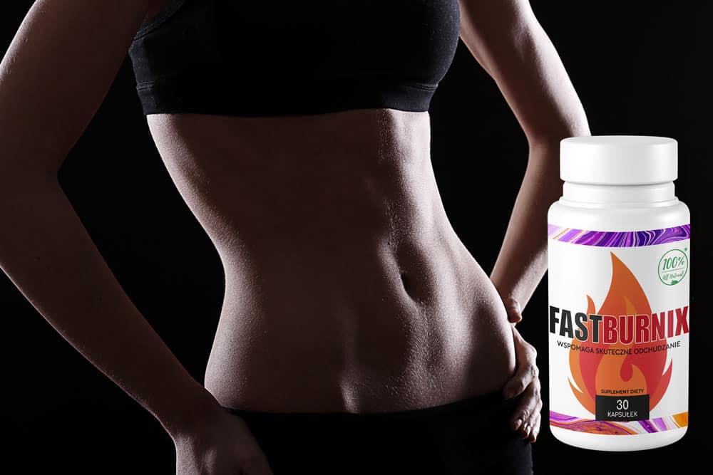 skutecznie zrucisz wagę z tabletkami fastburnix