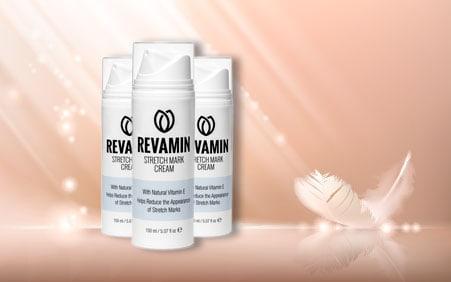 revamin krem nawilża skórę i zapobiega rozstępom