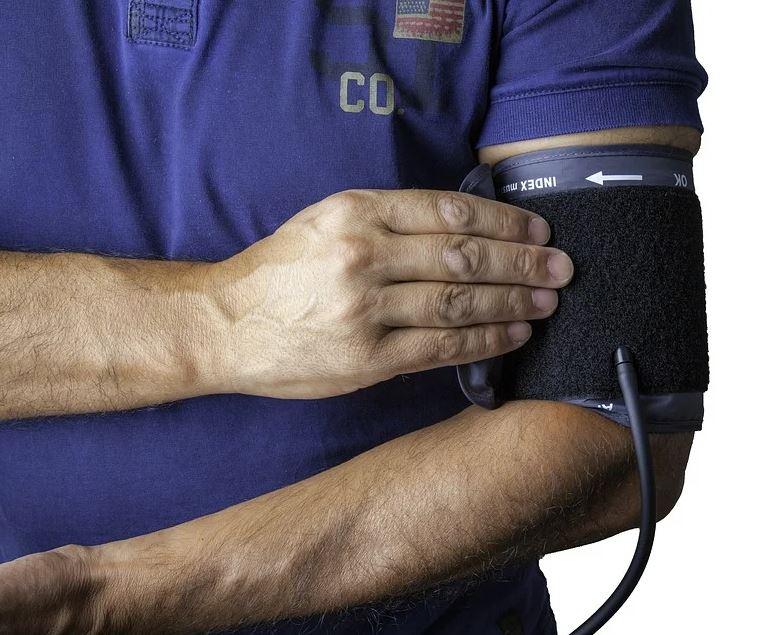 FrioCard na problemy z wysokim ciśnieniem, stres, nerwowość
