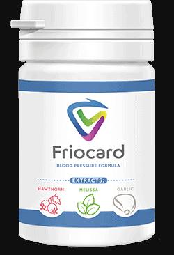 FrioCard obniża ciśnienie krwi ile kosztuje gdzie kupić jak działa jaki ma skład