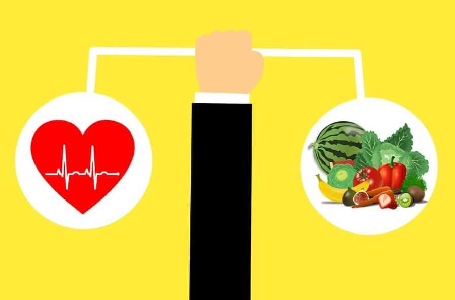 zdrowa dieta oraz friocard pozwolą obniżyć ciśnienie