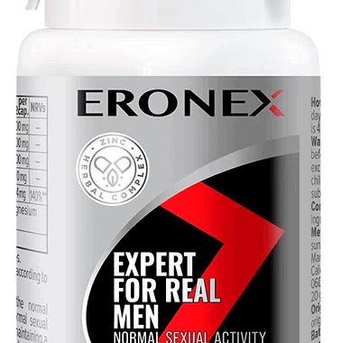 eronex na problem z erekcją, brak sił witalnych czy działa ile kosztuje jaki ma skład i opinie gdzie kupić