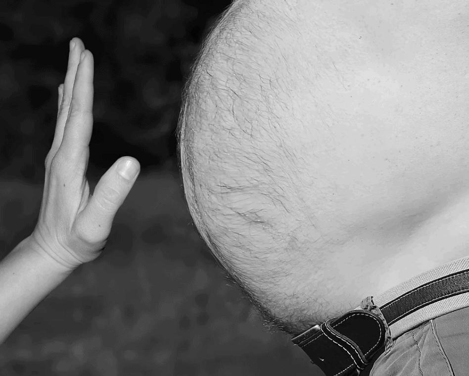 U mężczyzn w otyłość można zahamować stosując apetin stop