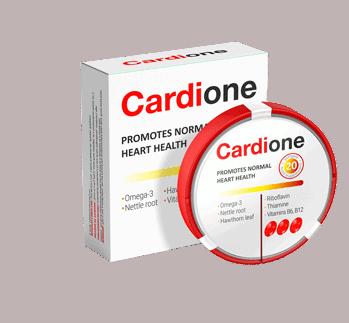 Cardione opakowanie